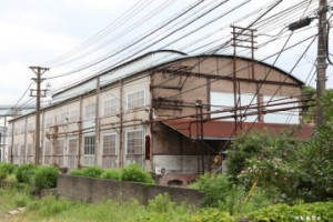 旧鍛冶工場