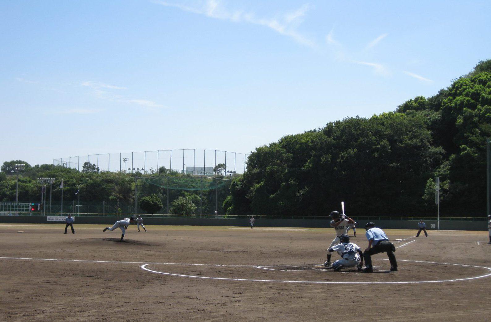 野球観戦5