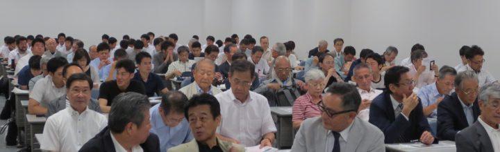 同志社 公開講演会「学生野球を語る」開催結果のご報告 2019.07.06(土)開催
