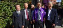 同志社創立144周年リユニオン&ホームカミングデー2019を楽しみました(山﨑顧問からの報告)